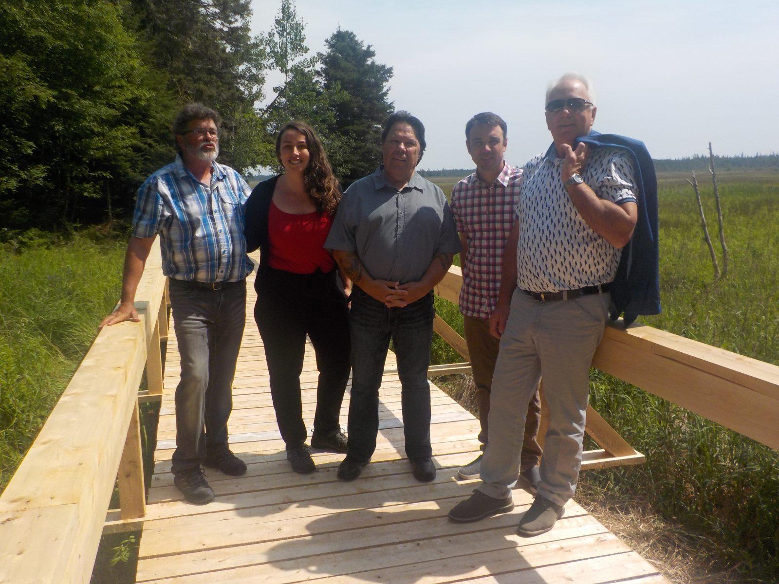 Le défi du financement du Parc Nature
