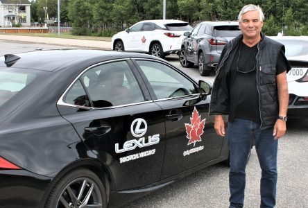 Paracyclisme: Denis Bourassa, grand patron du parc automobile
