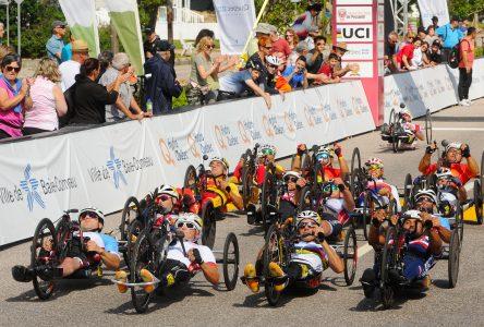 Coupe du monde de paracyclisme: une petite disette pour les Canadiens