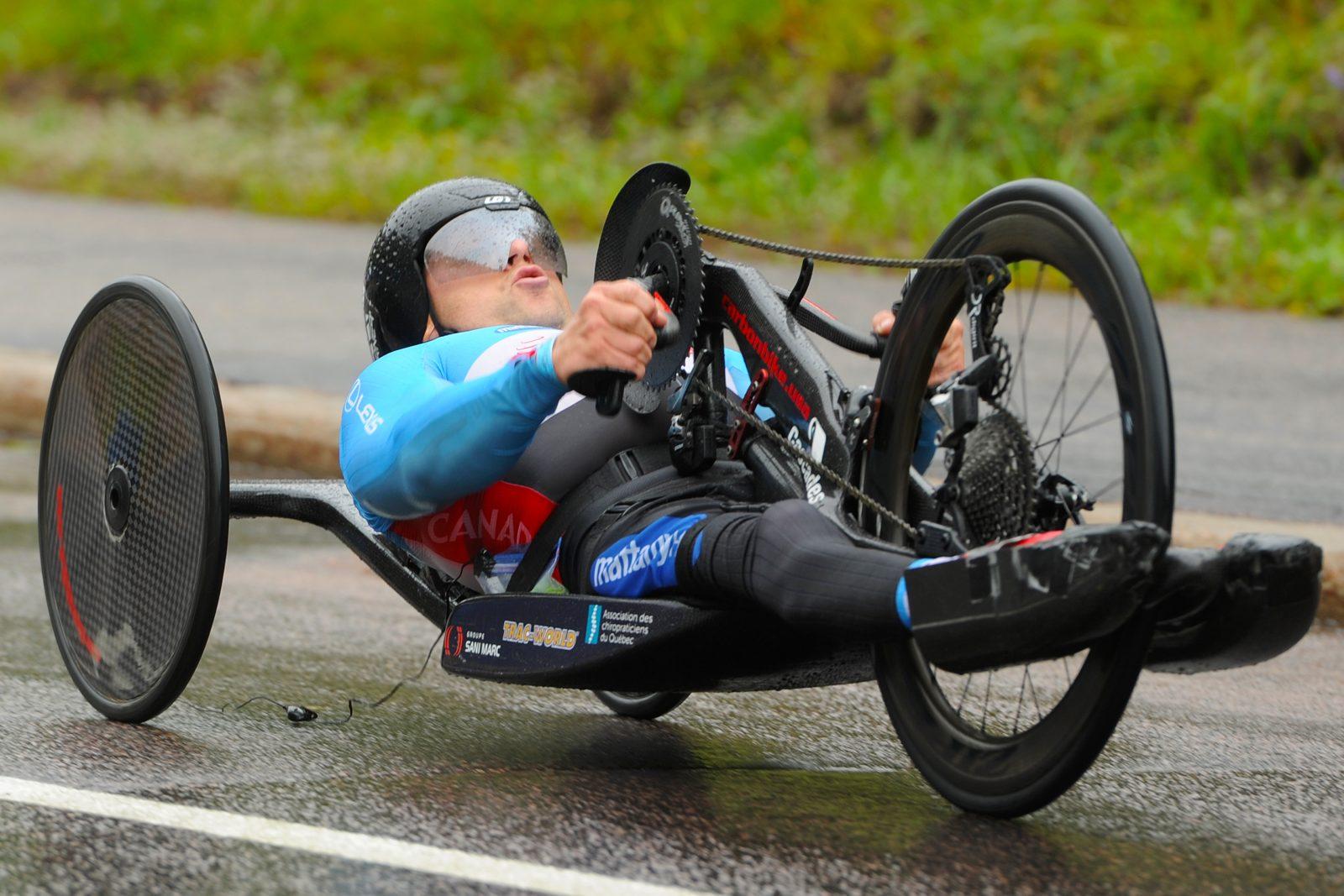 Coupe du monde de paracyclisme: le Canada remporte deux médailles