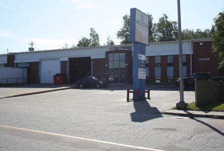 Baie-Comeau paie 620 000 $ pour l'entrepôt Molson Coors