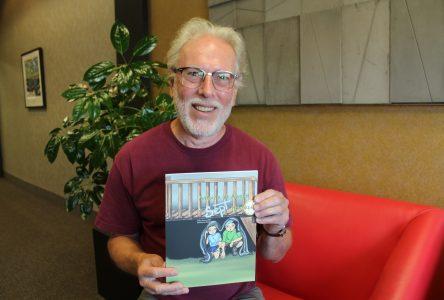 Styves Griffith signe son premier conte pour enfants