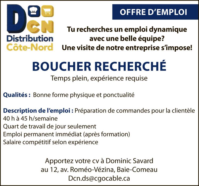 Logo de Boucher