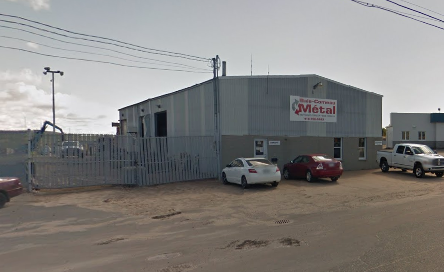 Baie-Comeau métal écope d'une amende de 50 000 $