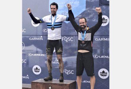Vélo de montagne – Guillaume Lévesque couronné champion québécois
