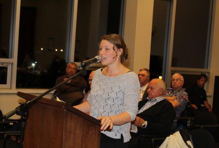 Le CALACS s'invite au conseil municipal