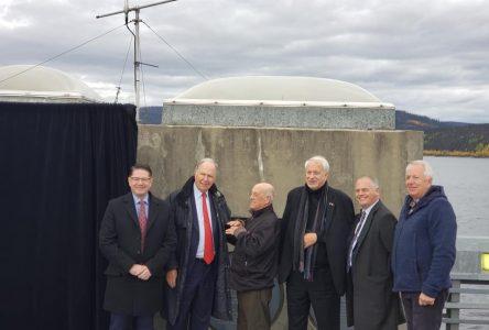 Le barrage Daniel-Johnson atteint son demi-siècle