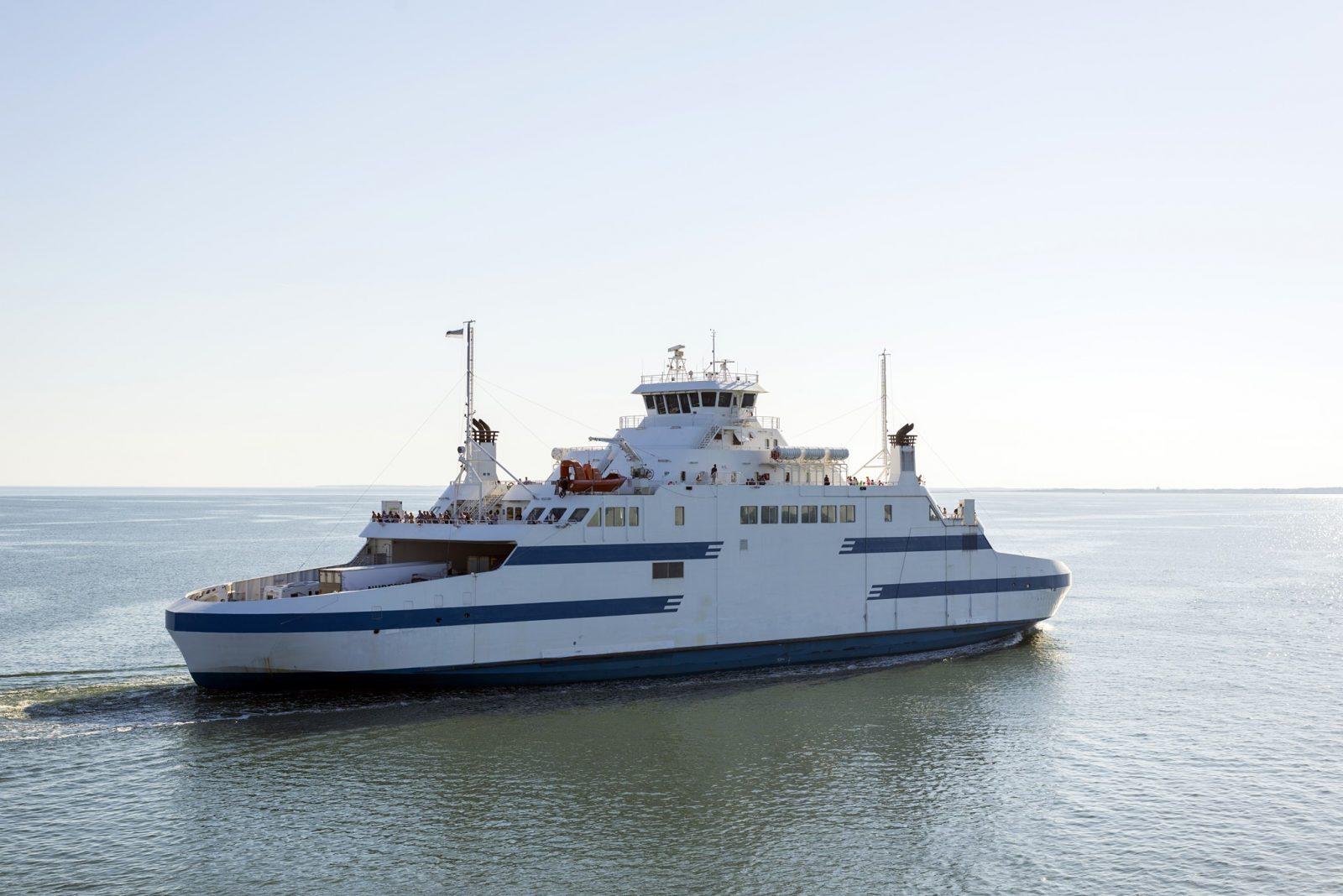 Le navire Saaremaa I sera de retour samedi