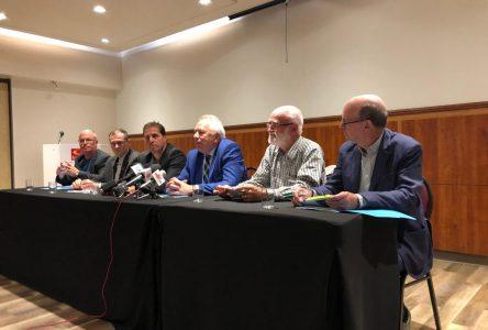 La Société du pont sur le Saguenay teste l'efficacité des nouveaux traversiers