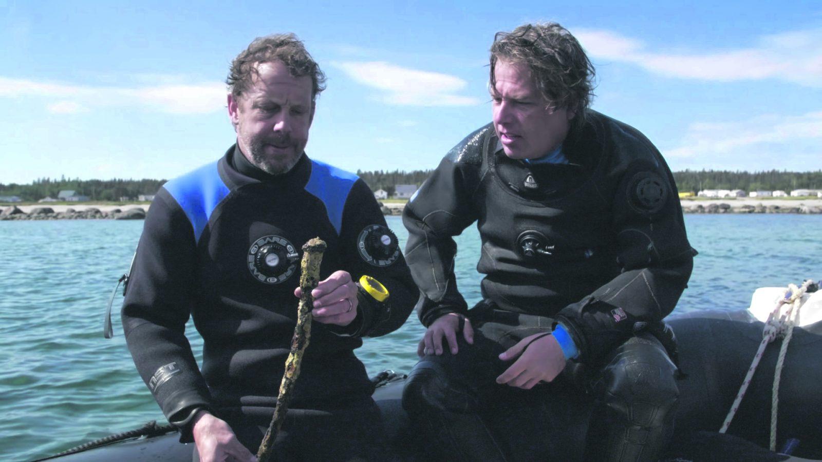 Le naufrage de l'île aux Oeufs: une captivante leçon d'histoire donnée par Patrick Bourgeois