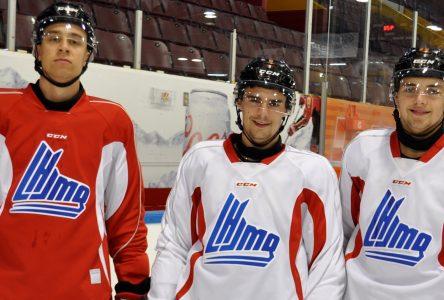 Trois joueurs du Drakkar affronteront les Russes