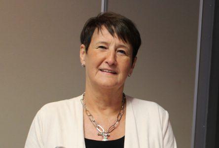 Commission scolaire : Ginette Côté crie à la centralisation du pouvoir vers le ministre