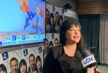 Marilène Gill, le choix majoritaire de la Côte-Nord