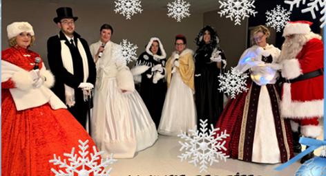 Les 6 et 7 décembre à Ragueneau – Lillie Labelle récidive avec <i>Éternellement Noël</i>