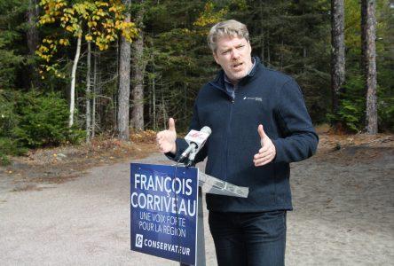 Corriveau se désiste, le débat est annulé en Haute-Côte-Nord