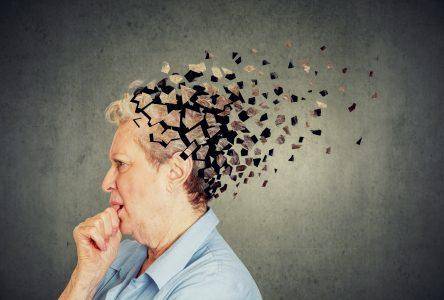 Gregory Charles au colloque sur les troubles neurocognitifs