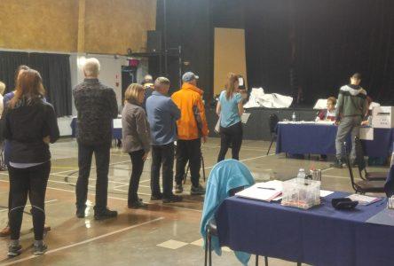 9 125 électeurs ont voté par anticipation dans Manicouagan