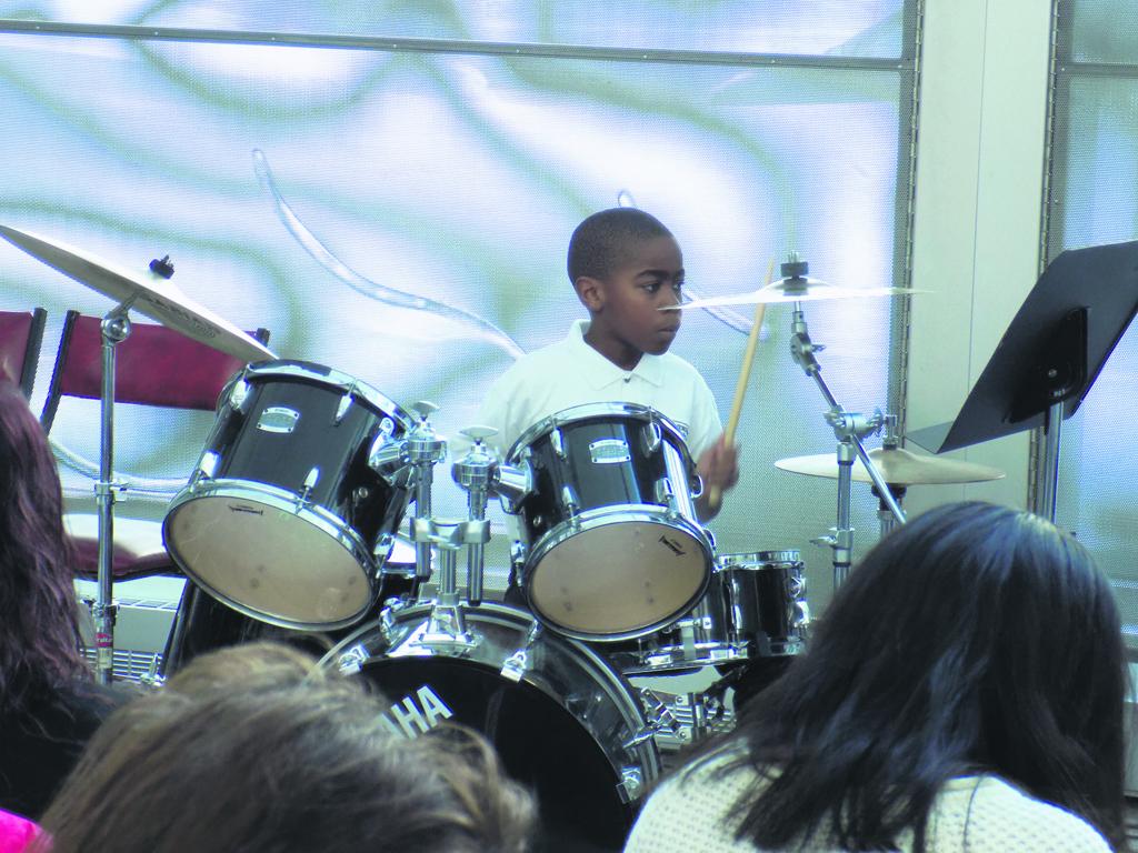 L'École de musique prépare son concert de Noël