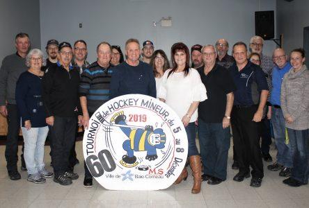 Le 60e Tournoi de hockey mineur attend 75 équipes