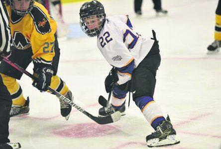 Réseau scolaire de hockey sur glace : Une belle filière des Nord-Côtiers en action au Saguenay
