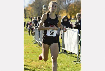 Cross-country : Isabelle Turcotte clôture bien sa carrière universitaire