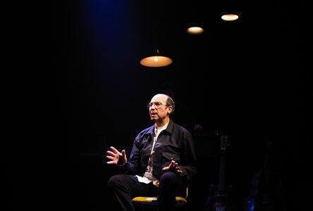 Michel Rivard transpose sa quête identitaire sur scène