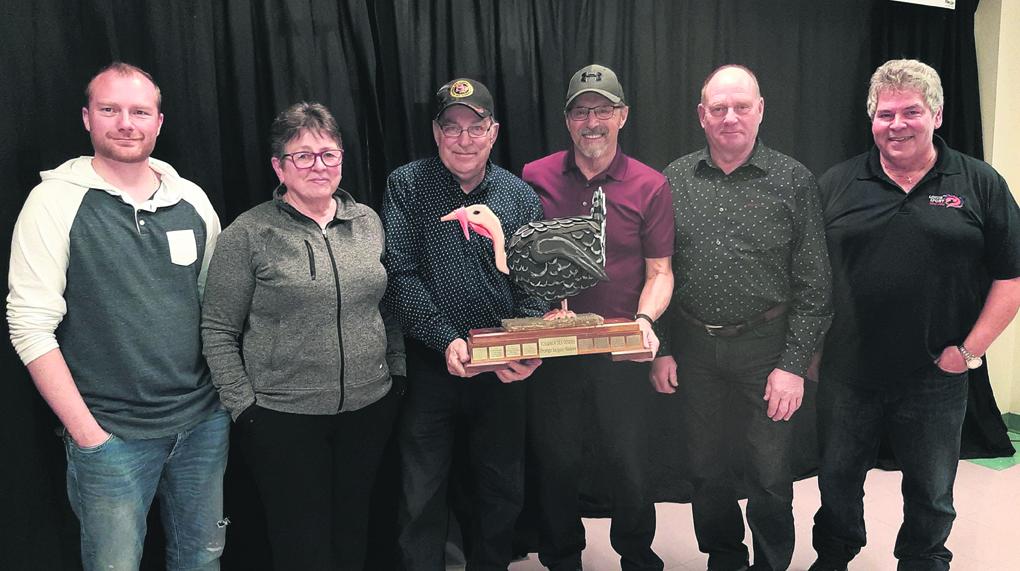 Club de curling de Baie-Comeau : Le skip Gervais Vallée remporte le tournoi des Fêtes