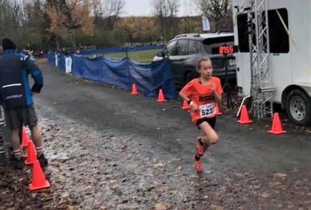 Cross-country scolaire: Maude Lavoie-Nadeau, championne provinciale