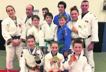 La judoka Charlotte Roberge-Poitras se couvre d'or