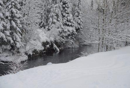 Froid et neige marquent novembre