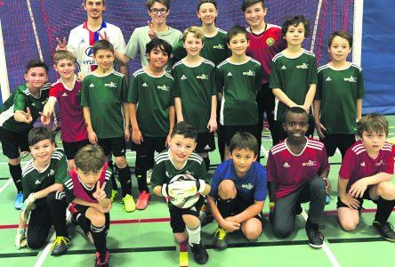 Soccer mineur : plus de 115 joueurs actifs au camp de perfectionnement