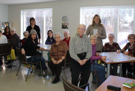 La Maison Alpha aide des aînés à garder leur cerveau actif