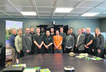 Boisaco lance un nouveau projet de formation pour des immigrants