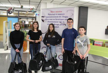 La finale locale de l'Expo-sciences couronne ses lauréats