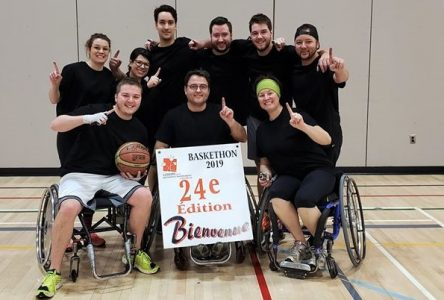 Place à la 25e édition du Baskethon!