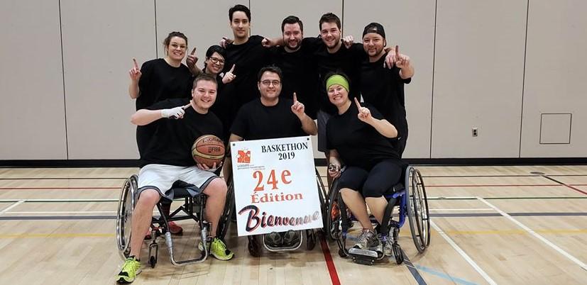 Place à la 25e édition du Baskethon!