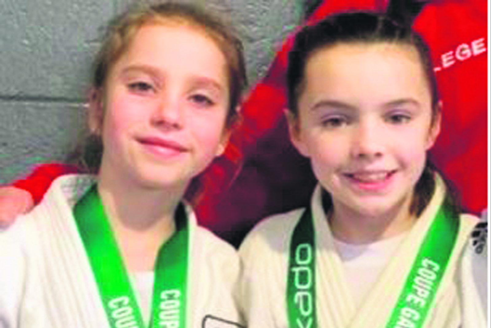 Judo : la délégation féminine brille à la Coupe Gadbois