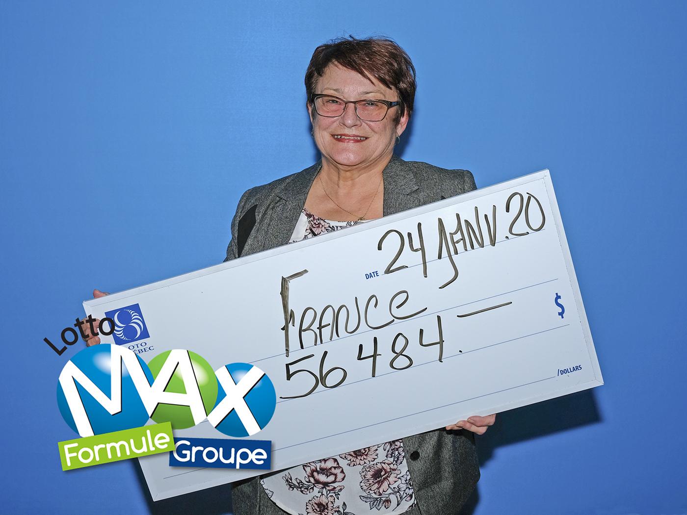 Un groupe de Baie-Comeau gagne 197 679 $ à Lotto Max