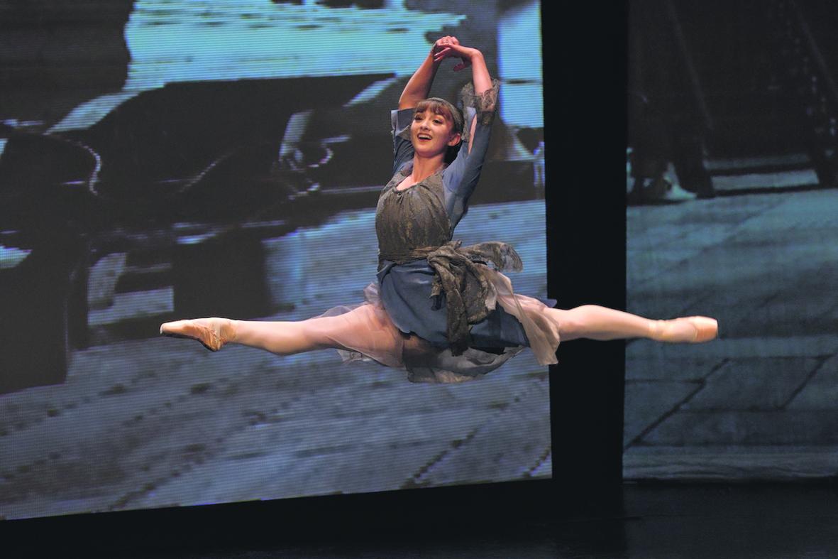 La troupe Ballet Ouest fait revivre Cendrillon