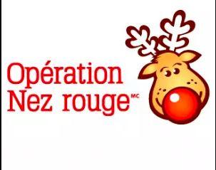 Opération Nez rouge: Centraide Haute-Côte-Nord Manicouagan intéressé à prendre le service