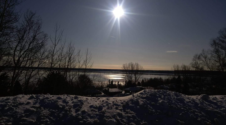Très peu de neige et de la douceur en janvier