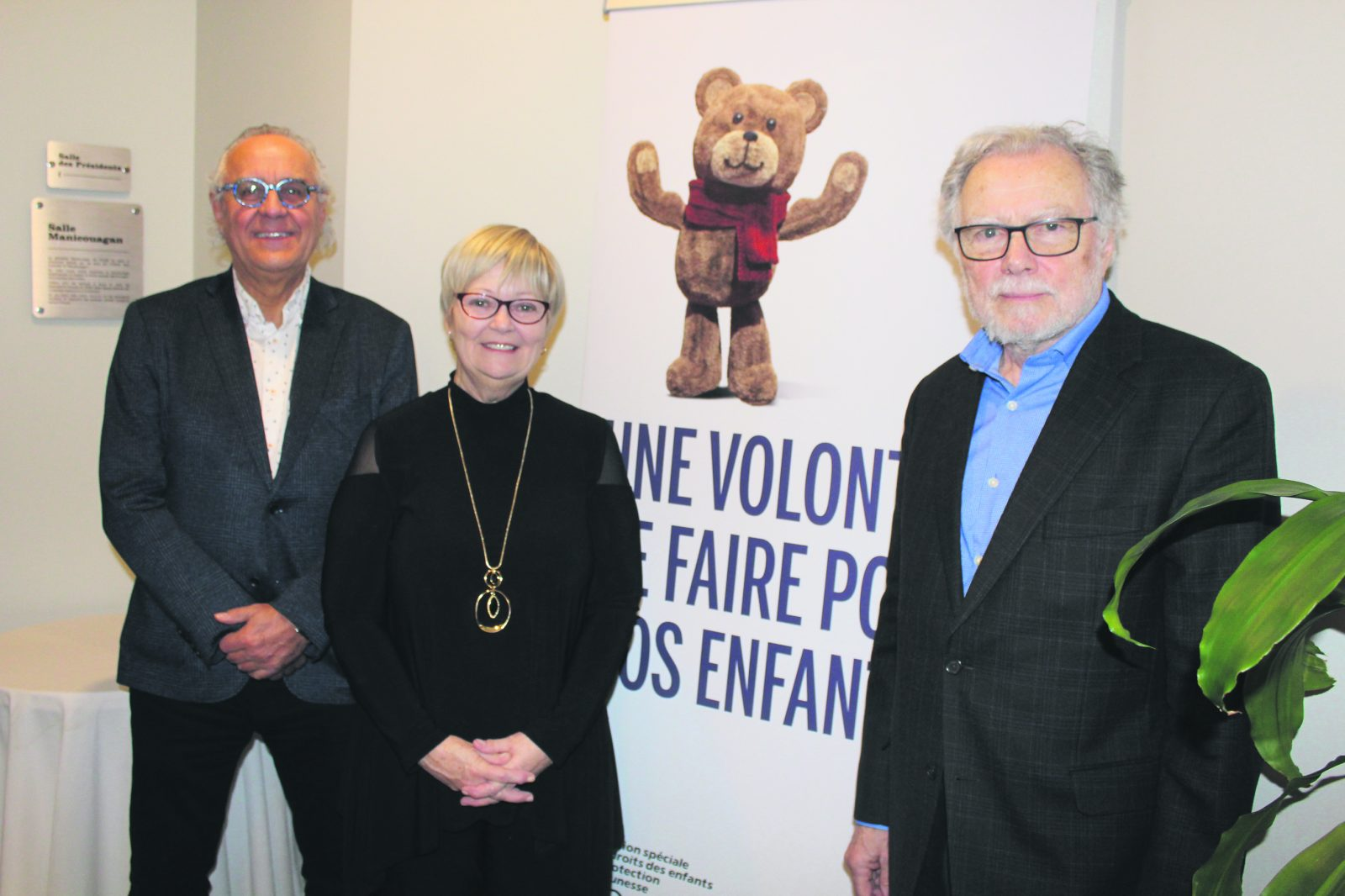 Commission Laurent : 80 personnes s'expriment à Baie-Comeau