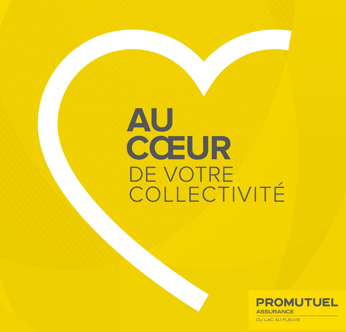 Au cœur de votre collectivité soutient des projets communautaires