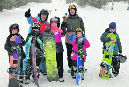 La station de ski du mont Ti-Basse encourage la relève