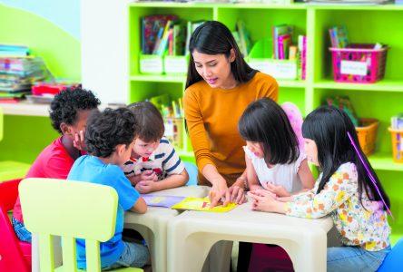 Pointe-Lebel aura sa classe de maternelle 4 ans à temps plein