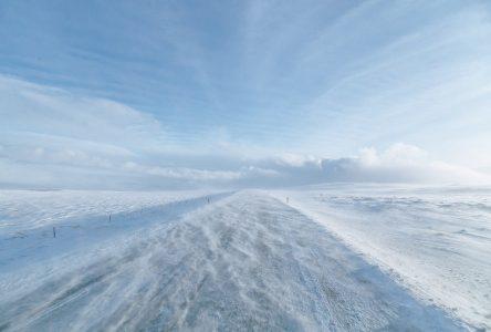 Neige et rafales attendues sur la Côte-Nord