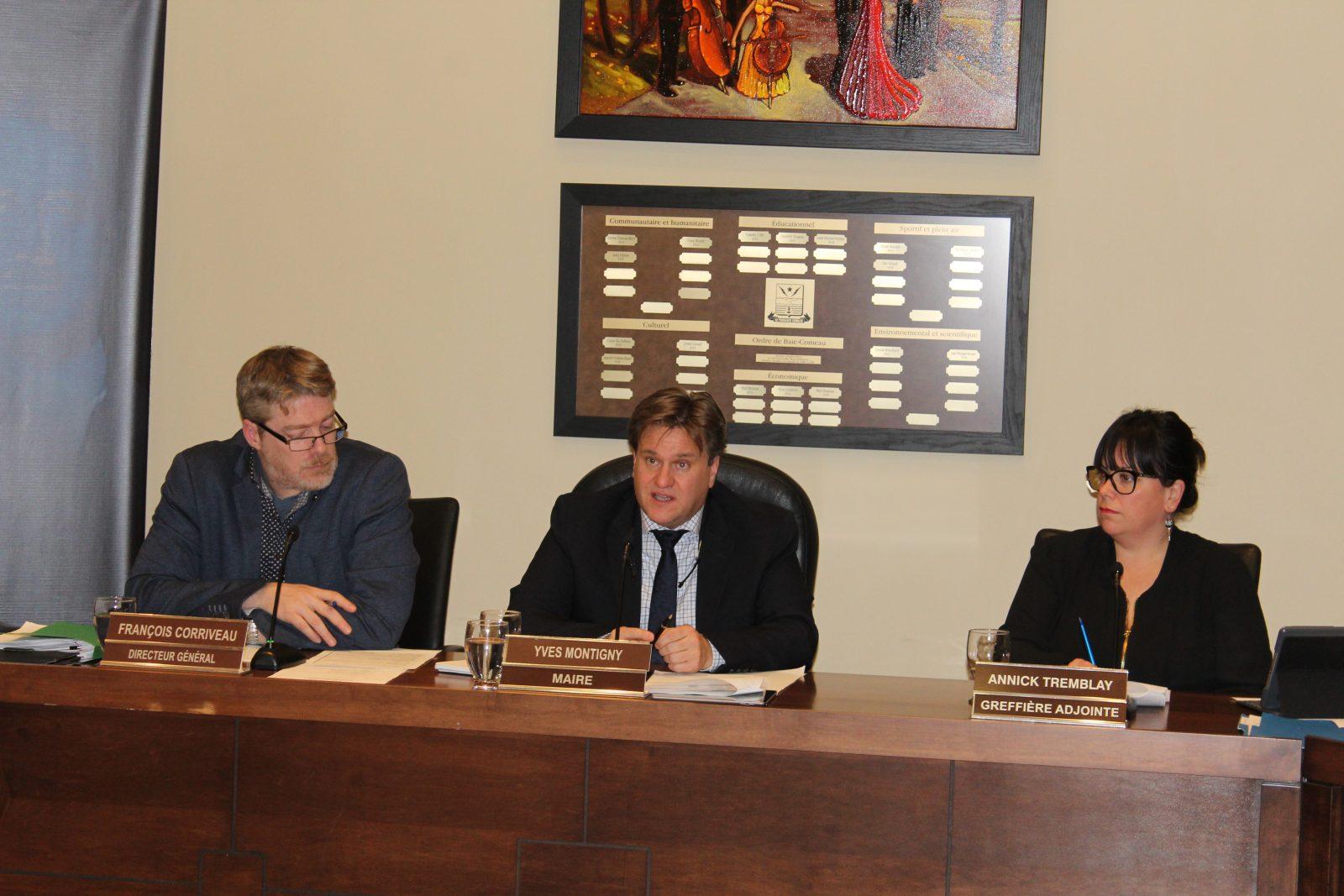 Les séances du conseil se feront à huis clos — Affaires municipales