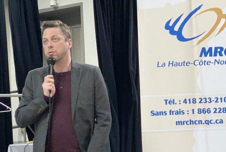Budget provincial 2020 : un grand pas en avant pour le désenclavement de la Côte-Nord, selon Martin Ouellet
