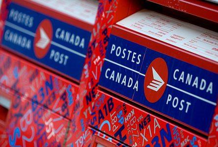 Postes Canada modifie ses services