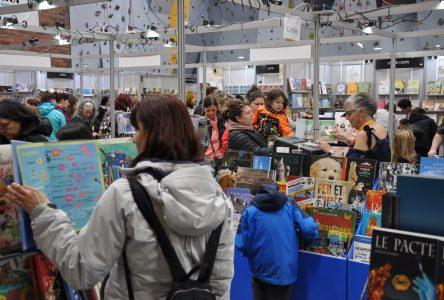 COVID-19 : l'édition 2020 du Salon du livre de la Côte-Nord 2020 est annulée